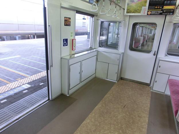 東京メトロ:6000系(車内)-03