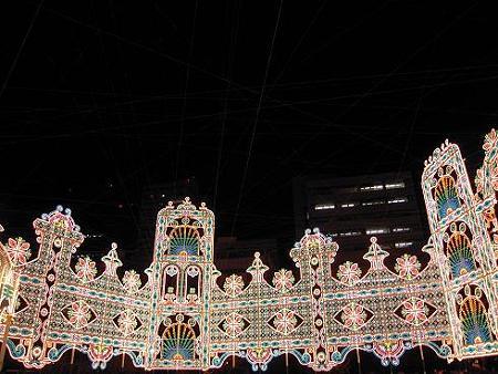 2011039; 神戸ルミナリエ