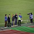 Photos: ベルマーレレジェンド vs 芸能人サッカーチーム