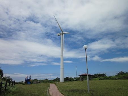 宮川公園 風車