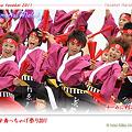 写真: チーム☆利ゑ蔵_19 - かみす舞っちゃげ祭り2011