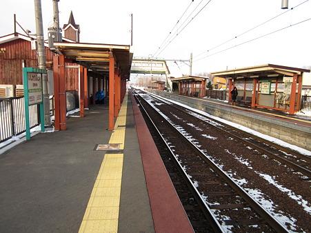 石狩太美駅1
