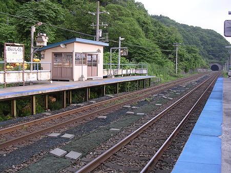 本石倉駅ホーム1