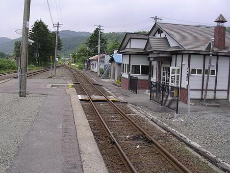湯ノ岱駅1