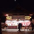 写真: 京都、八坂神社☆出店が出て...