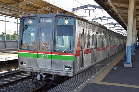 9000形@東松戸[5/12]
