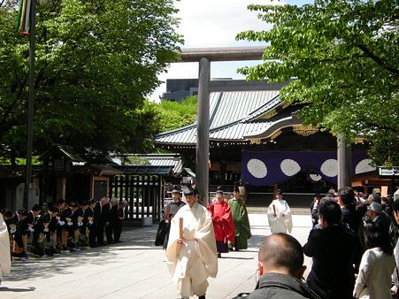 靖国神社・例大祭