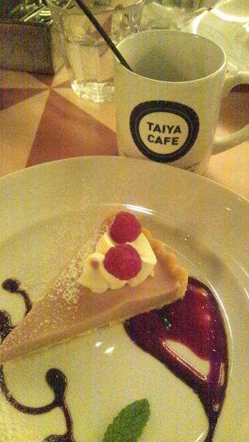 写真: ケーキ@TAIYA CAFE
