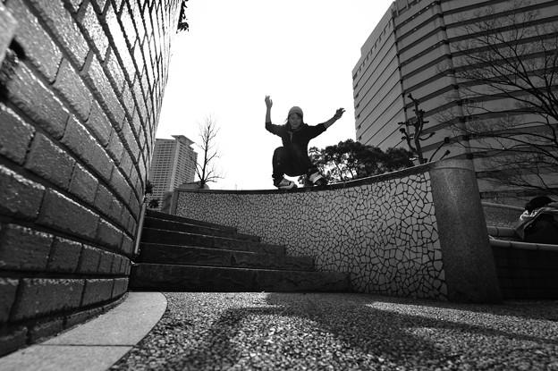 写真: Yukie Asakura Topside Soul
