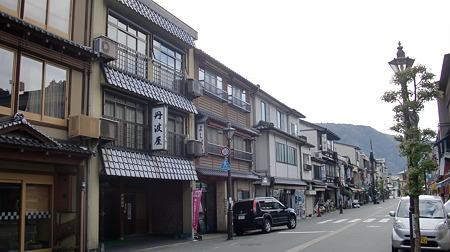 城崎温泉 街並み(5)