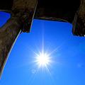 斜塔の太陽