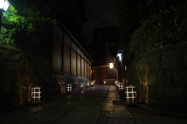 京都・東山花灯路