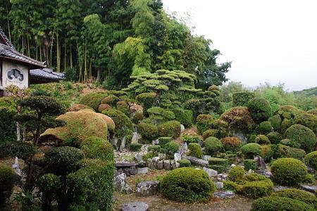 粉河寺十禅律院庭園
