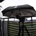 Photos: 金環日蝕の朝は…雨