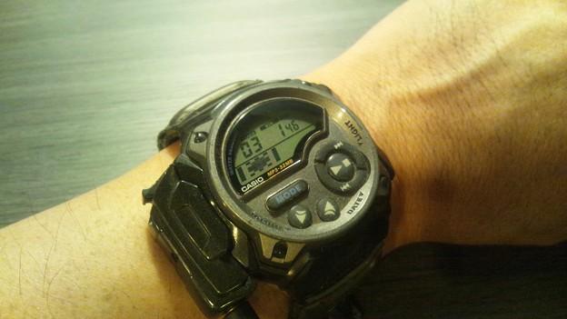 Casio WristAudioPlayer