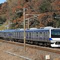 常磐線 E531系 普通列車