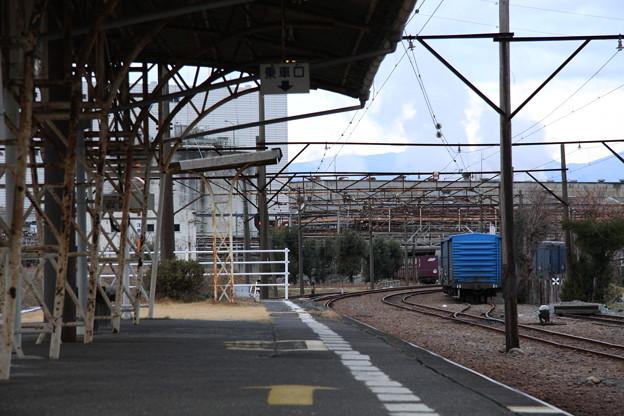 岳南鉄道 比奈駅 情景