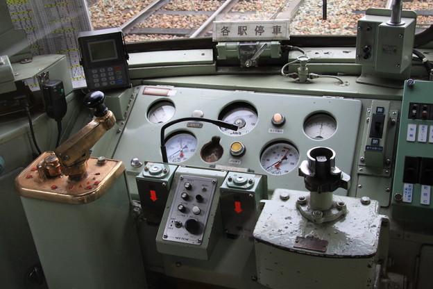Photos: 長野電鉄 2000系 運転席