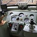 写真: 長野電鉄 2000系 運転席
