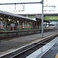 米子駅 ホーム