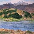 2005 秋の湖