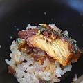 Photos: サバと煮汁をご飯にぶっかけ。たまりません!