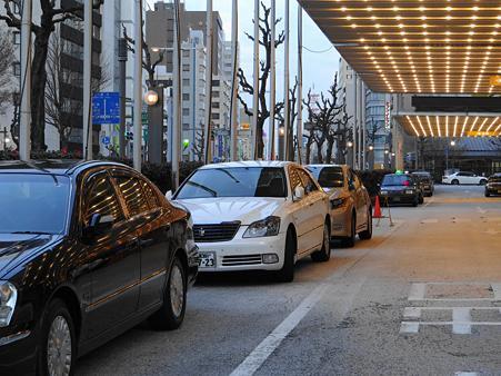 名古屋観光ホテル寸景