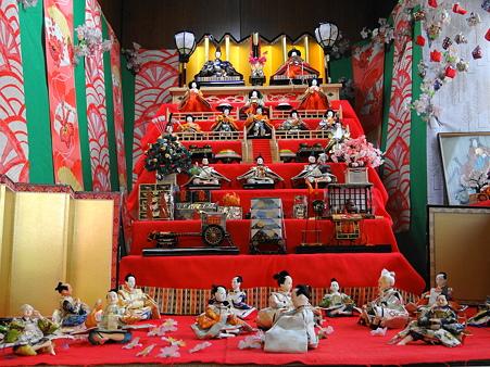 雛祭り:新飯塚会場
