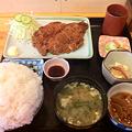 写真: 牛太郎 チキンカツ定食