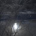 凍結の天塩川