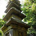 紹鷗(茶人)の塔