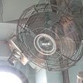 キハ102 運転台扇風機(国鉄マーク入)