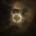 Photos: 金環日食