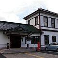 加悦鉄道、加悦駅