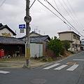 写真: 近畿日本鉄道・法隆寺線、額田部駅跡