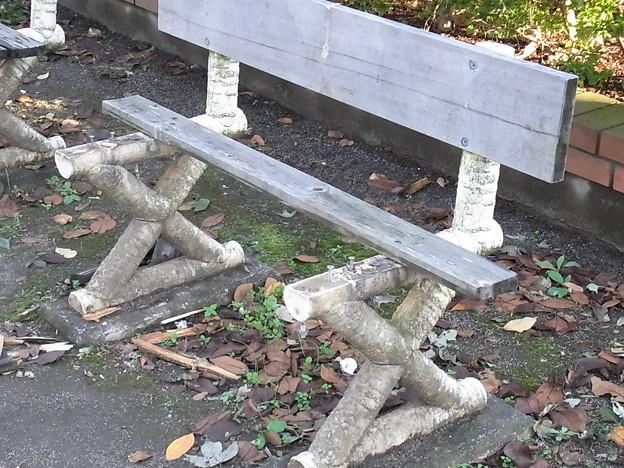 難しいベンチ