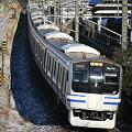 Photos: E217系(絞り開放)