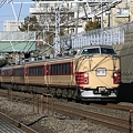 Photos: 新宿さざなみ1号@東船橋駅(失敗)