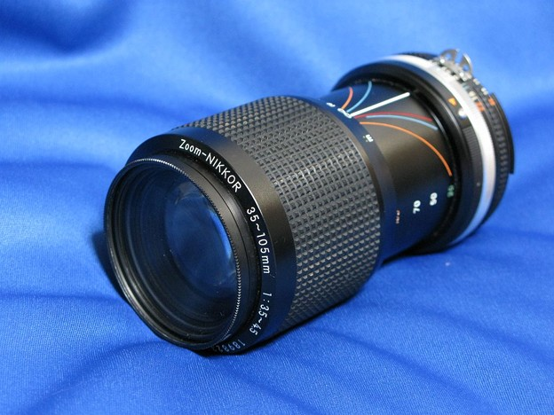 Photos: Ai Zoom Nikkor 35-105mm F3.5-4.5S