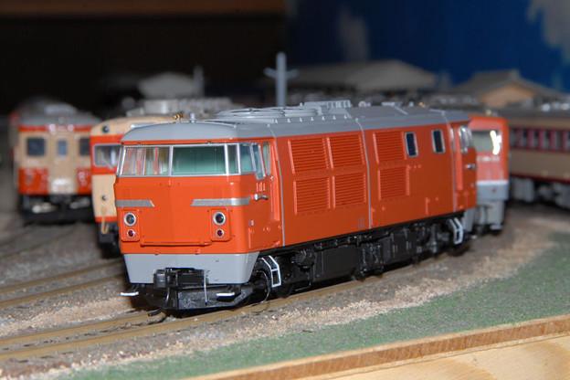DD54 3次車