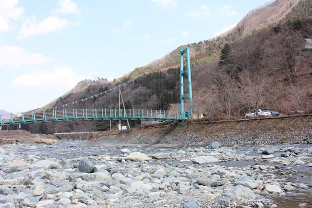 道の駅 道志 かっぱ橋