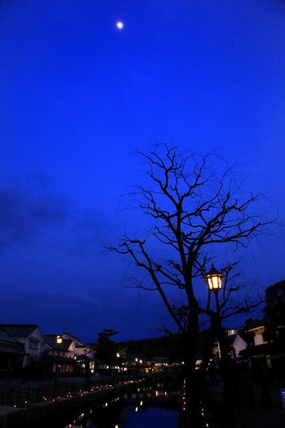 美観地区春宵灯り ♪