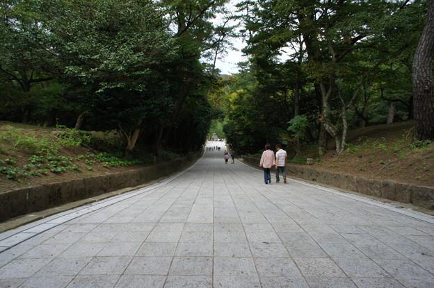 写真: 2011年10月2日出雲大社03