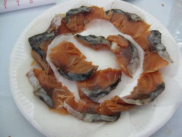 鯖のへしこ料理教室