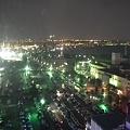アメリカンビレッジの観覧車からの夜景