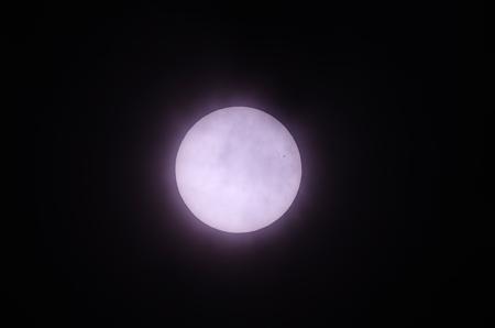 太陽撮影練習1