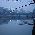 旭川と相生橋