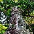 Photos: 熊野速玉大社阿形