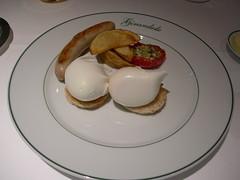 新宿 ホテル 朝食 パークハイアット東京 ジランドール