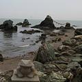 写真: 120507-7関西ツーリング・夫婦岩